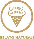 オーガニックジェラートとオーガニックコーヒーのカフェ GELATO NATURALE ジェラートナトゥラーレ