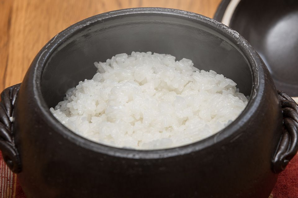 くさふじ米