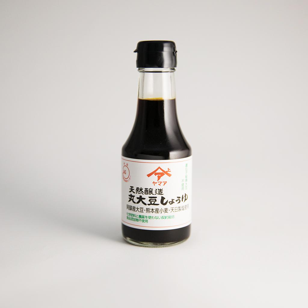 天然醸造 丸大豆しょうゆ