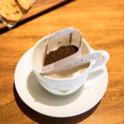 カフェインレス オーガニック ドリップパック コーヒー