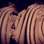 オーガニックヘーゼルナッツチョコのジェラート