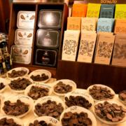 シチリア島モディカのチョコレート