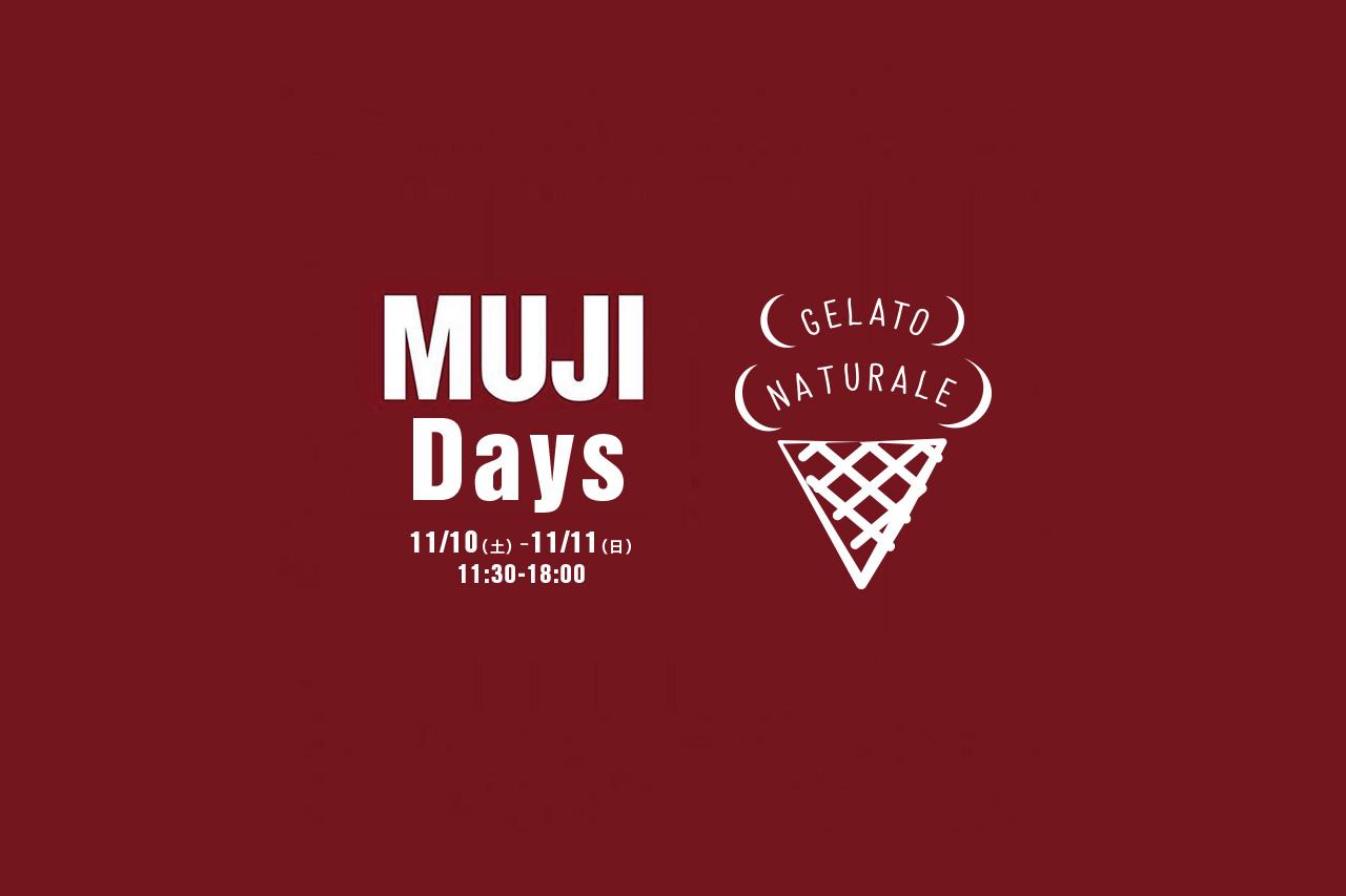 MUJI Days