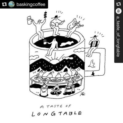食とキャンプのイベント「A Taste of LONGTABLE」
