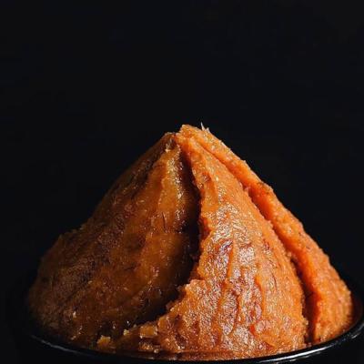 味噌バニラのジェラート